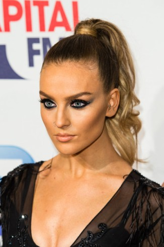 perrie-edwards-high-ponytail